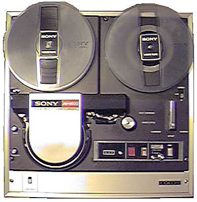 Sony AV-8600 Color EIAJ  VTR