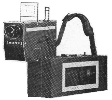 Original photo of CV prototype rcorder
