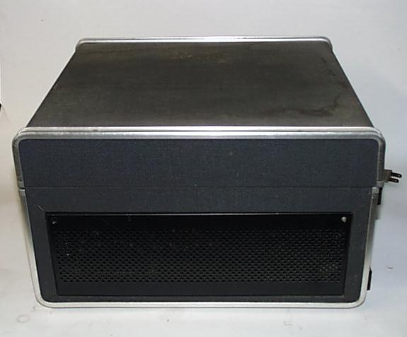 1. Sony CV-2000 Prototype Videocorder cover closed