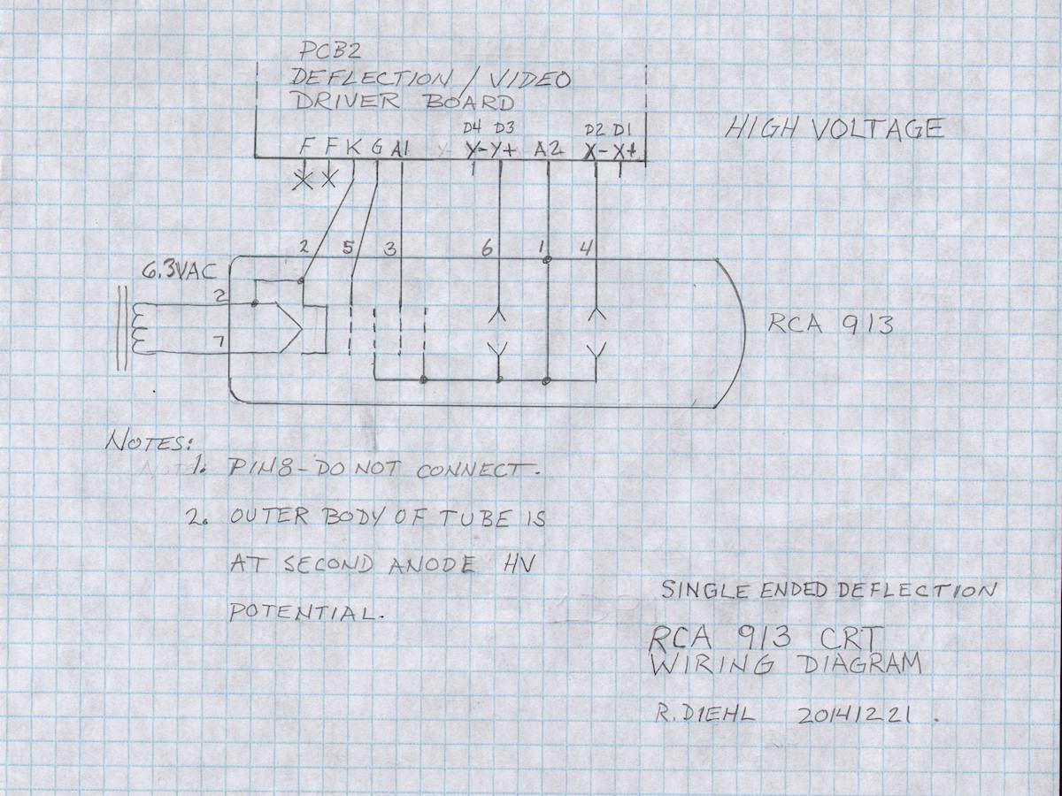 labguy u0026 39 s world  electrostatic cathode ray tube project 1