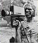 Sony AVC-3400 Hand held B/W vidicon portapack camera 1970