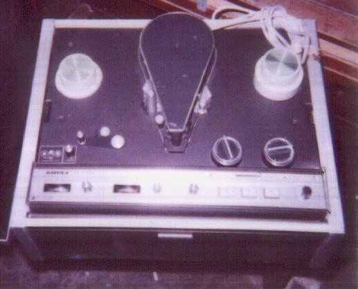 Ampex VR-5000 One Inch, Type A, VTR