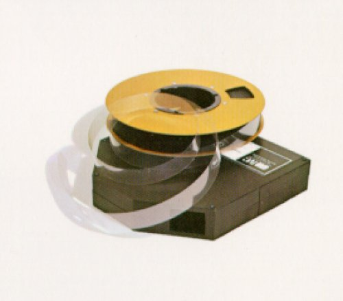 The 8 reel prior to installation in the cartridge